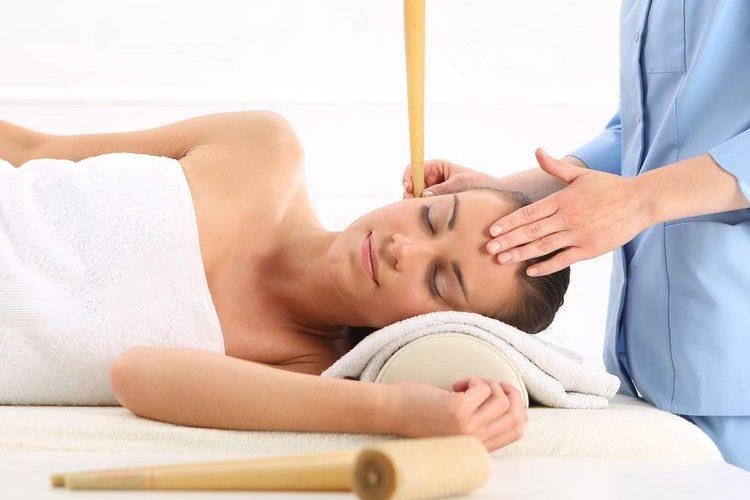 טיפול אוזניים בעזרת נרות הופי