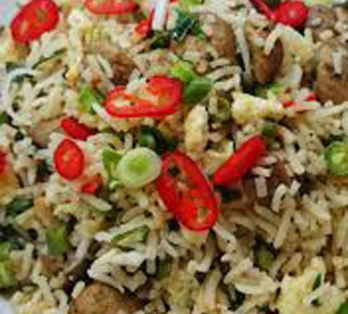 אורז אקזוטי