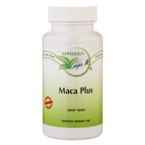 Maca Plus -серия Плюс