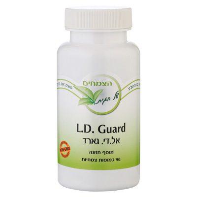 L.D GUARD במבצע מוצר שני בחצי מחיר
