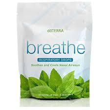 סוכריות להקלה על הנשימה BREATHE