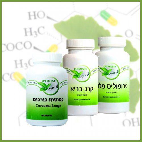 פורמולות צמחי מרפא