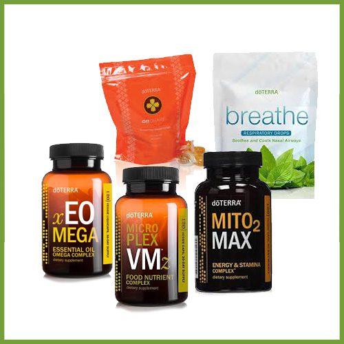 תוספי תזונה ויטמינים ומינרלים
